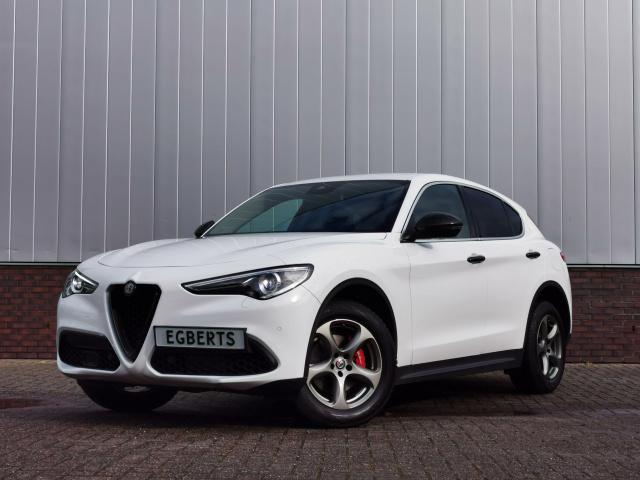Alfa Romeo-Stelvio