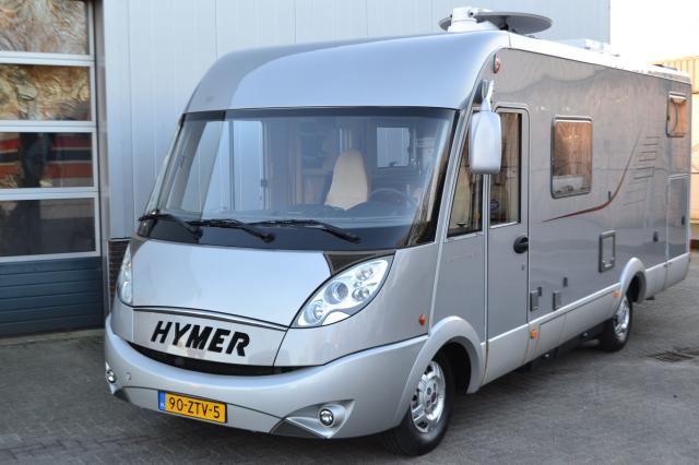 Hymer-Camper
